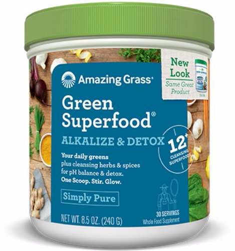 Amazing Grass - Alkalize and Detox