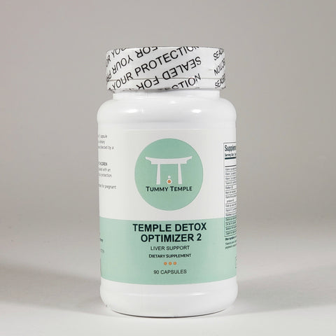 Temple Detox Optimizer 2 - liver support