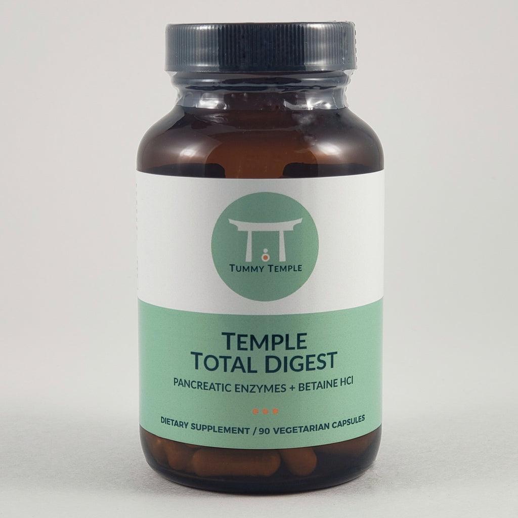Temple Total Digest
