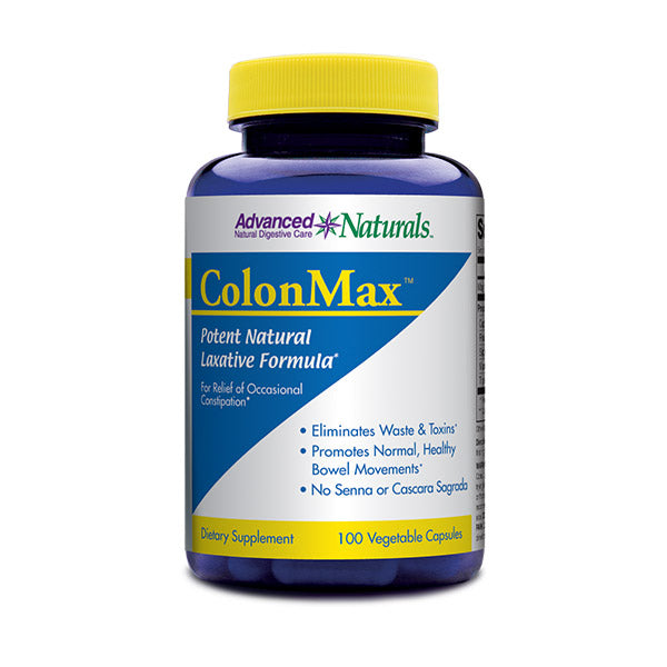 ColonMax (60 caps)  - Advanced Naturals