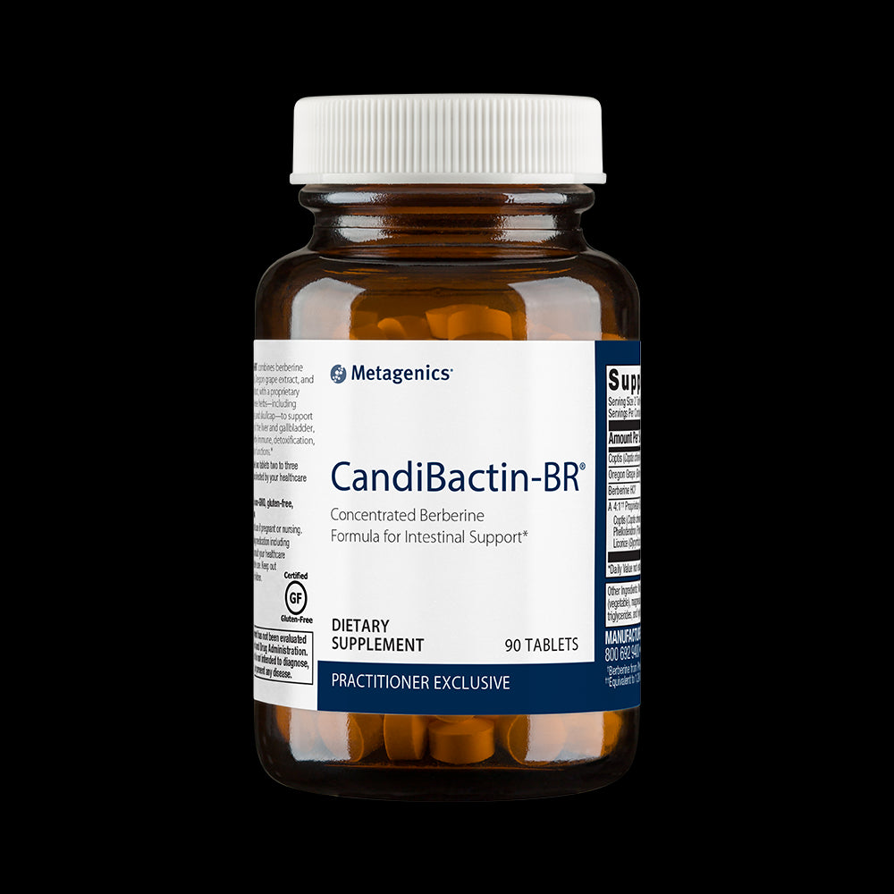 Candibactin BR – Concentrated Berberine Formula for Intestinal Support