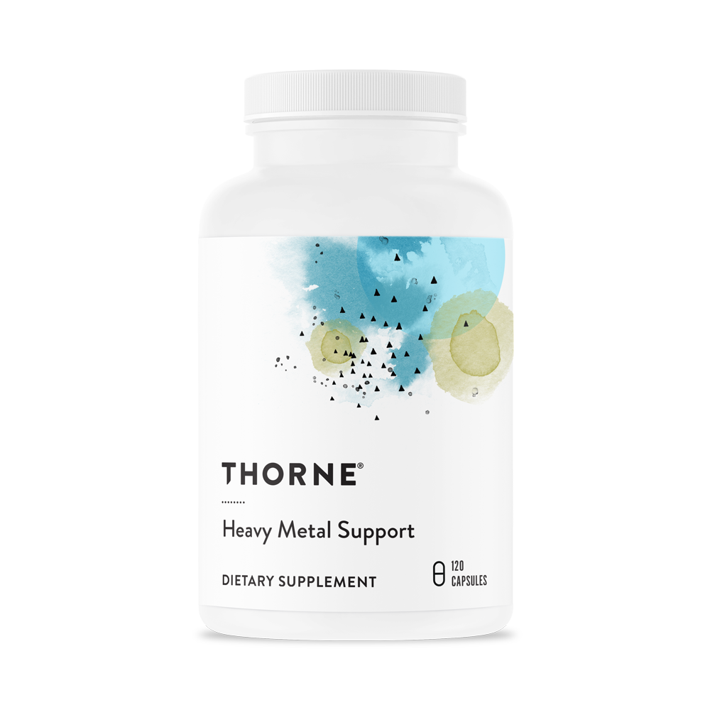 Heavy Metal Support - Thorne