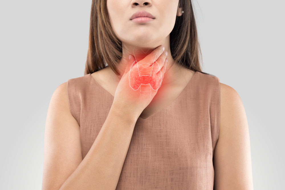 The Hidden Causes of Thyroid Disorders:  Pre-recorded Class