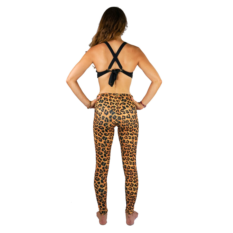 Leggings Leopard