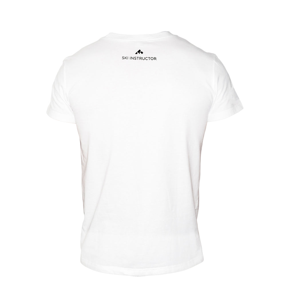 Snowminds Original Tee - White