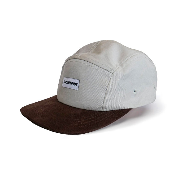Snowminds 5 Panel Cap