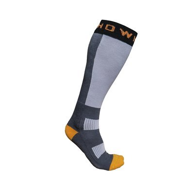 Thermal-Nuclear Ski Socks - Grey