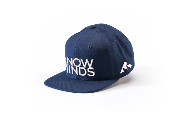 The Baller Cap - Navy