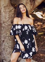 Load image into Gallery viewer, Envy Off the Shoulder Dress-SOPHIA + CO-SOPHIA + CO