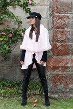 Load image into Gallery viewer, Elloisa Pashmina Overlay - in Pink-SOPHIA + CO-SOPHIA + CO