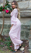 Load image into Gallery viewer, Dolly Jumpsuit - in Pink Blush-SOPHIA + CO-SOPHIA + CO