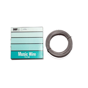 "Music Wire  1080-1085 Steel .020""  S75020"