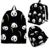 Pandas Backpack-Backpacks-I love Veterinary