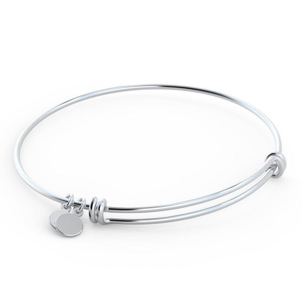 Replacement Attachment.-Bangle Bracelet-I love Veterinary
