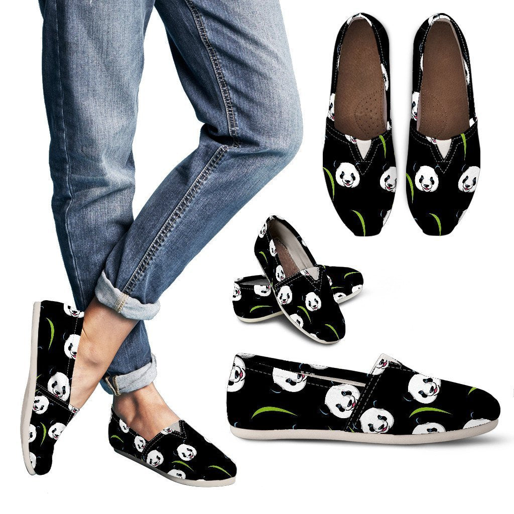 Panda Women's Casual Shoes-Casual shoes-I love Veterinary