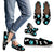 Paws and bones Black Women's Casual Shoes-Casual shoes-I love Veterinary