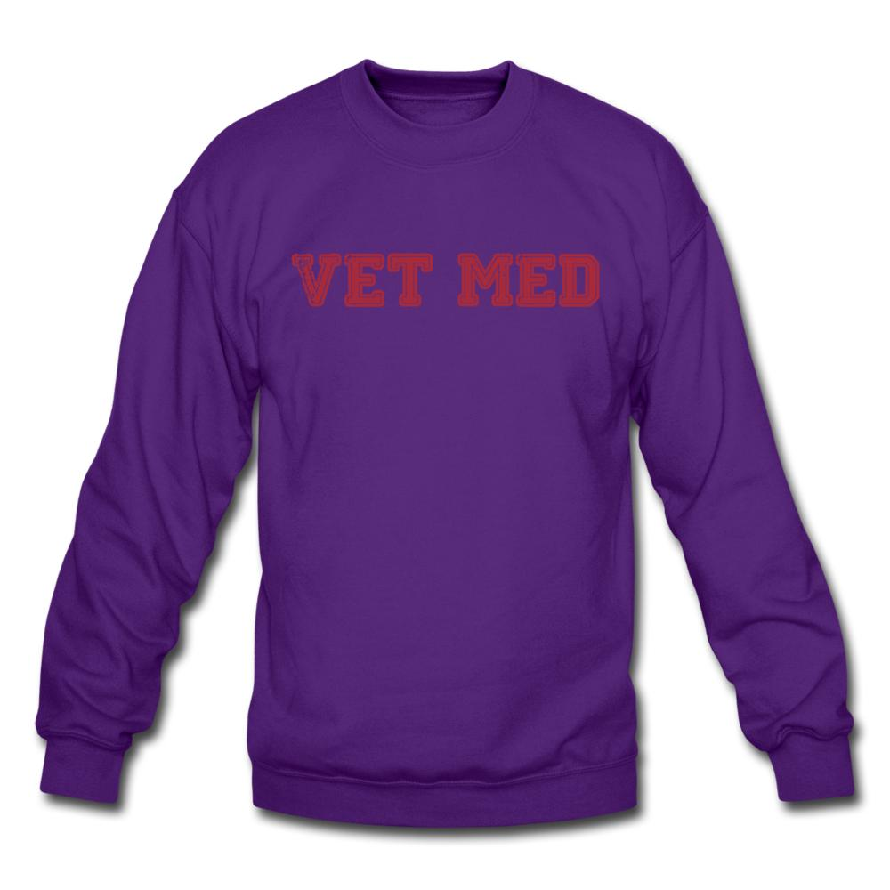 Vet med - Veterinary - Crewneck Sweatshirt-Crewneck Sweatshirt-I love Veterinary