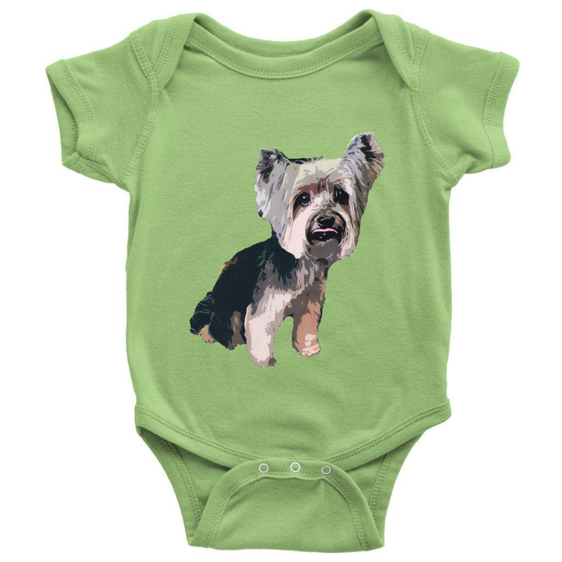 Custom Kids T-shirts and Onesies from a Photo of Your Pet-Custom Kids T-shirt-I love Veterinary