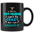Vet Nurse - I'm a vet nurse I can't fix crazy but I can sedate it 11oz Black Mug