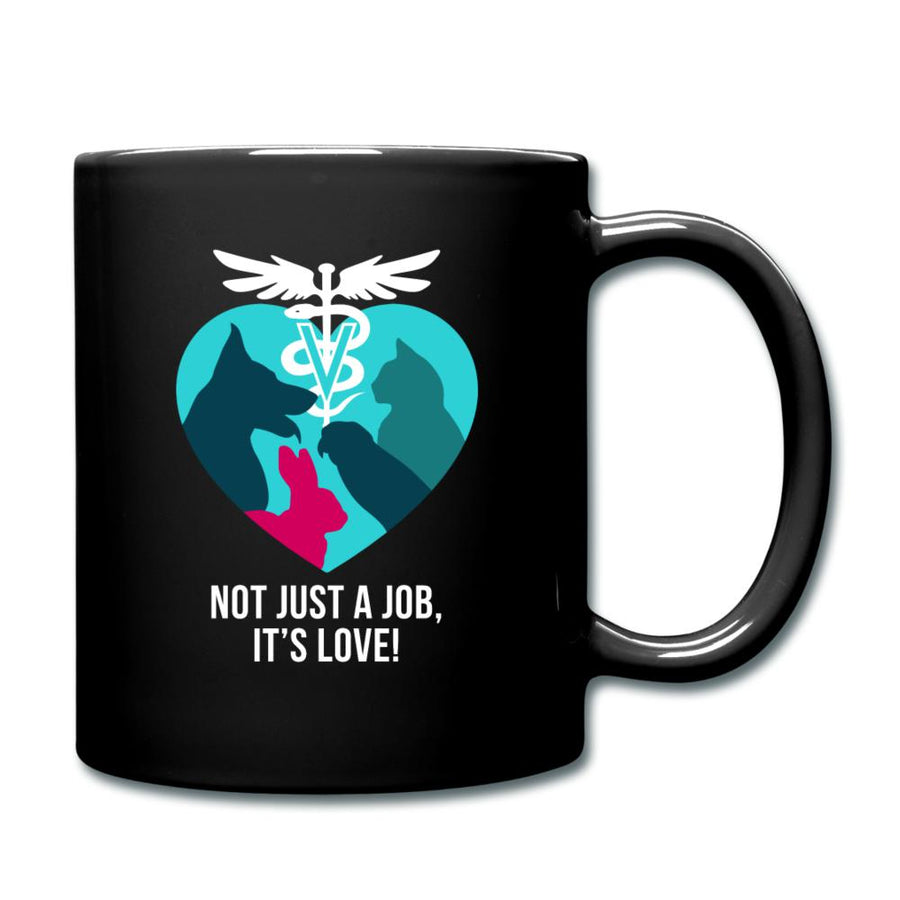 Not Just a job it's Love Full Color Mug