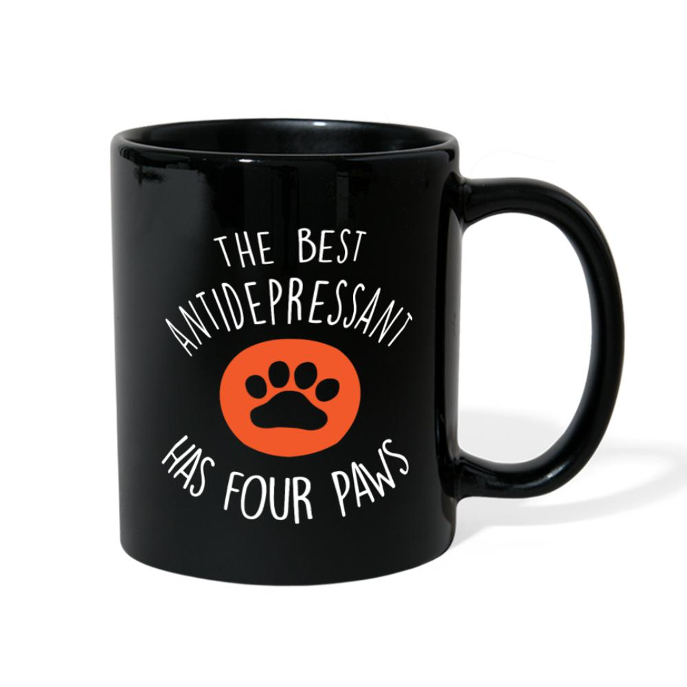 Pets - The best antidepressant has four paws Full Color Mug-Full Color Mug-I love Veterinary