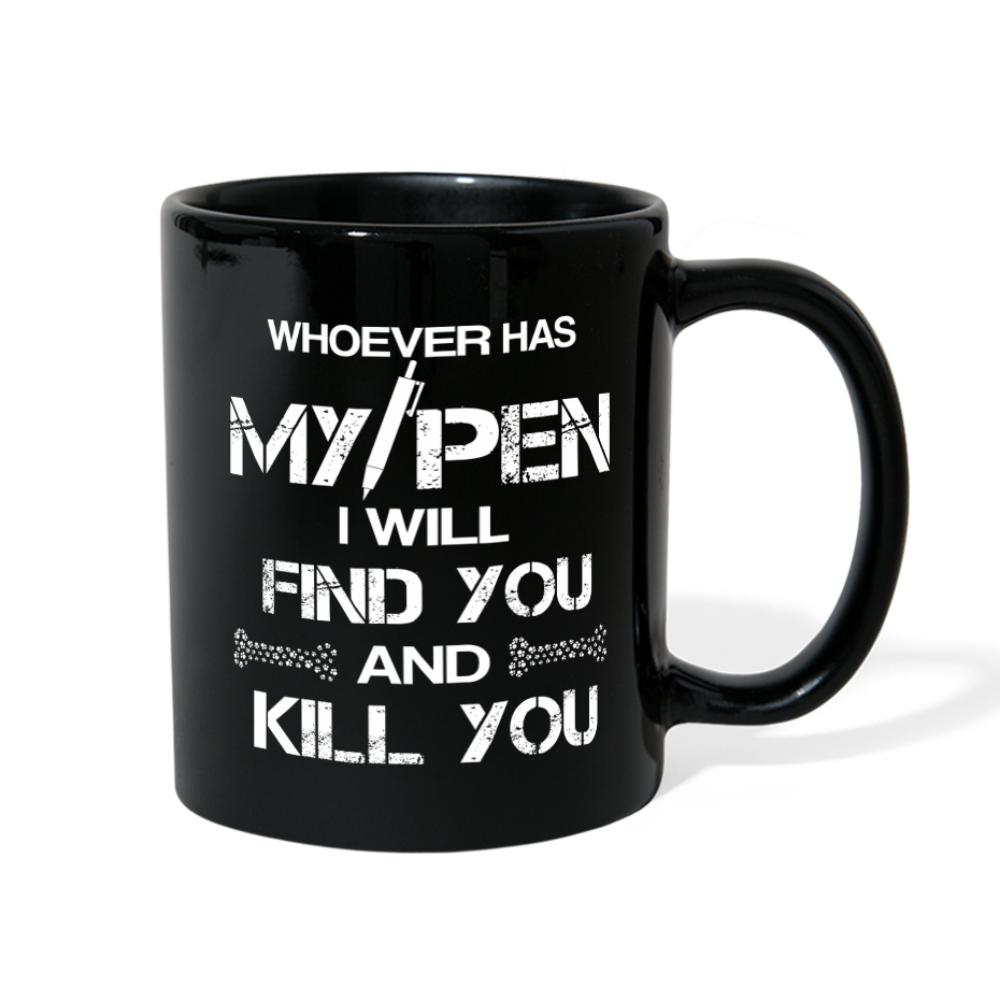 Vet Tech - My Pen Joke Full Color Mug-Full Color Mug-I love Veterinary