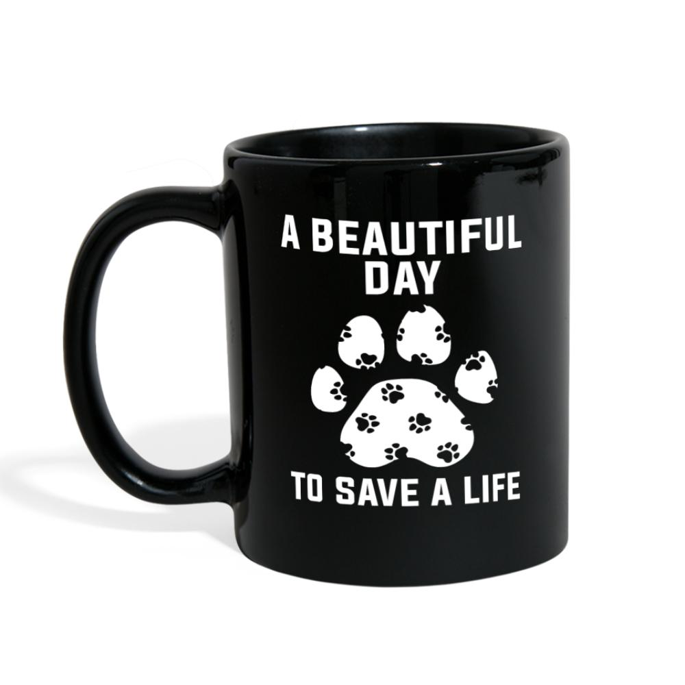 Veterinary - A beautiful day to save a life Full Color Mug-Full Color Mug-I love Veterinary