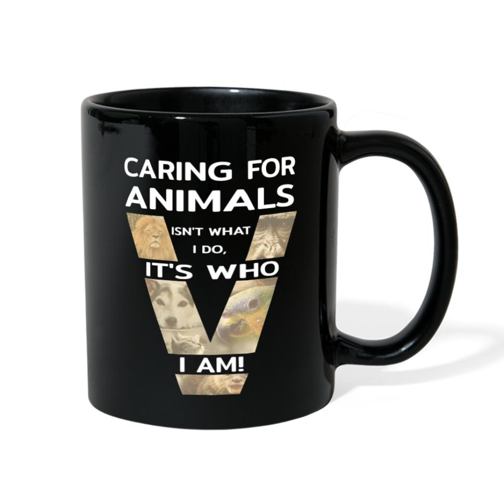 Veterinary - Caring for animals Full Color Mug-Full Color Mug-I love Veterinary