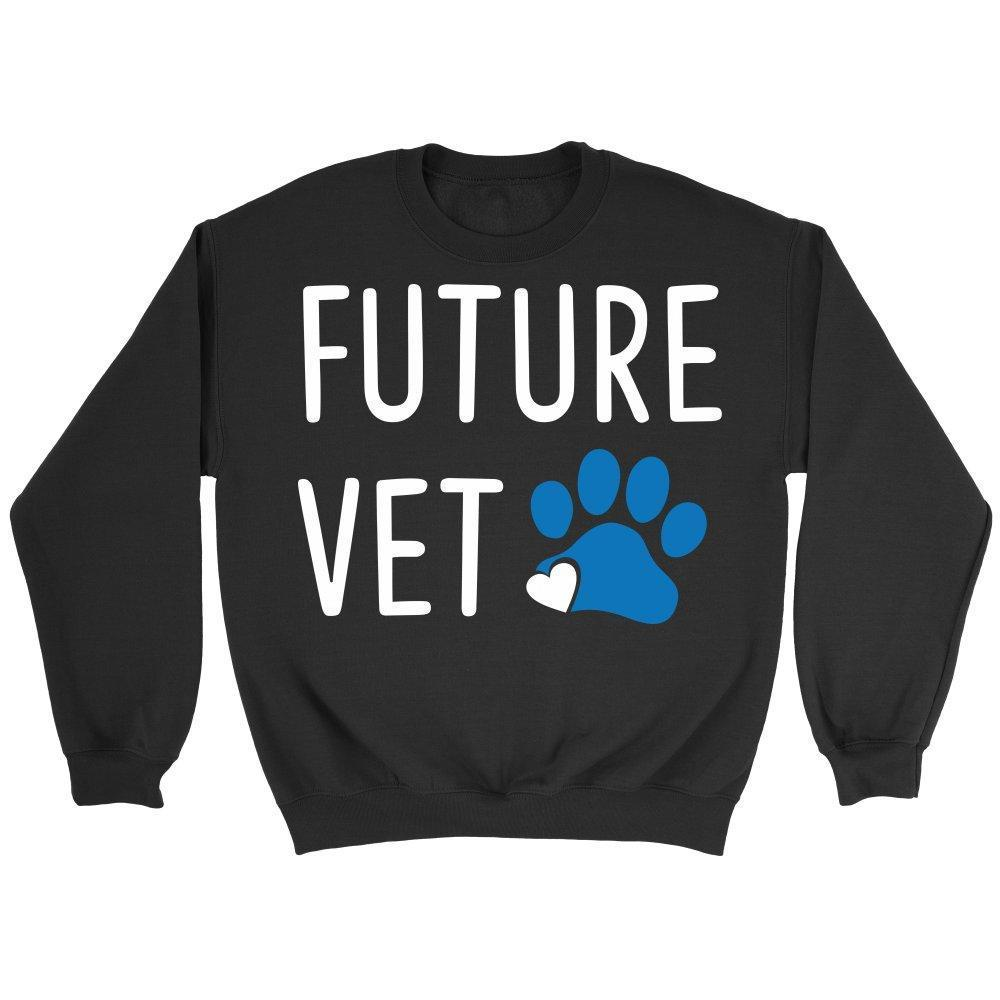 Future Vet - Vet Student - Long Sleeve-Long Sleeve-I love Veterinary
