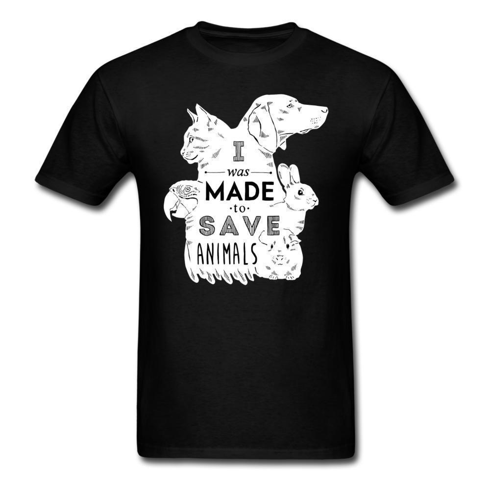 I was made to save animals Unisex T-shirt-Unisex Classic T-Shirt | Fruit of the Loom 3930-I love Veterinary