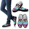 Dogs Pattern Women's Slip Ons-slip ons-I love Veterinary