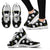 Panda - Women's Sneakers-Sneakers-I love Veterinary