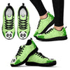 Panda Bamboo Sneakers-Sneakers-I love Veterinary