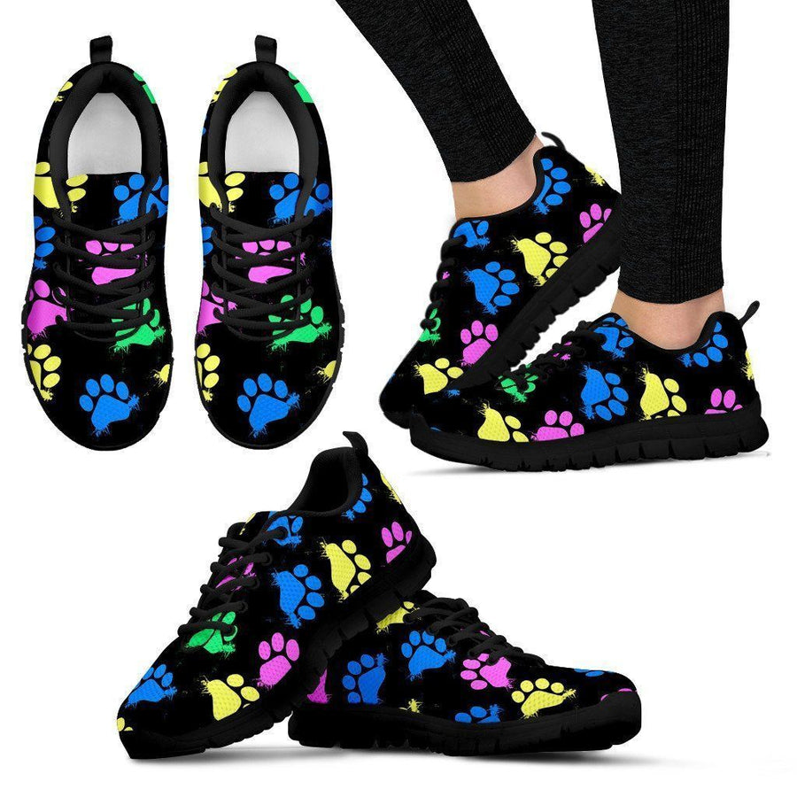 Pawprint Sneakers