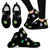 Sea Turtles -  Black  Women's Sneakers