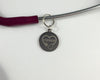 Veterinarian Stethoscope tag-Stethoscope tag-I love Veterinary