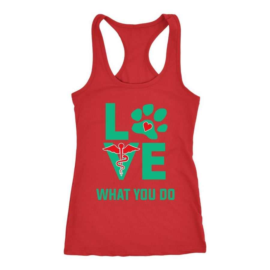 Veterinary - Love what you do Tank Top