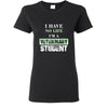 I have no life I'm a veterinary student Shirts-T-shirts and Hoodie-I love Veterinary