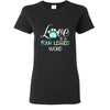 Pets - Love is a four legged word Shirts-T-shirts and Hoodie-I love Veterinary