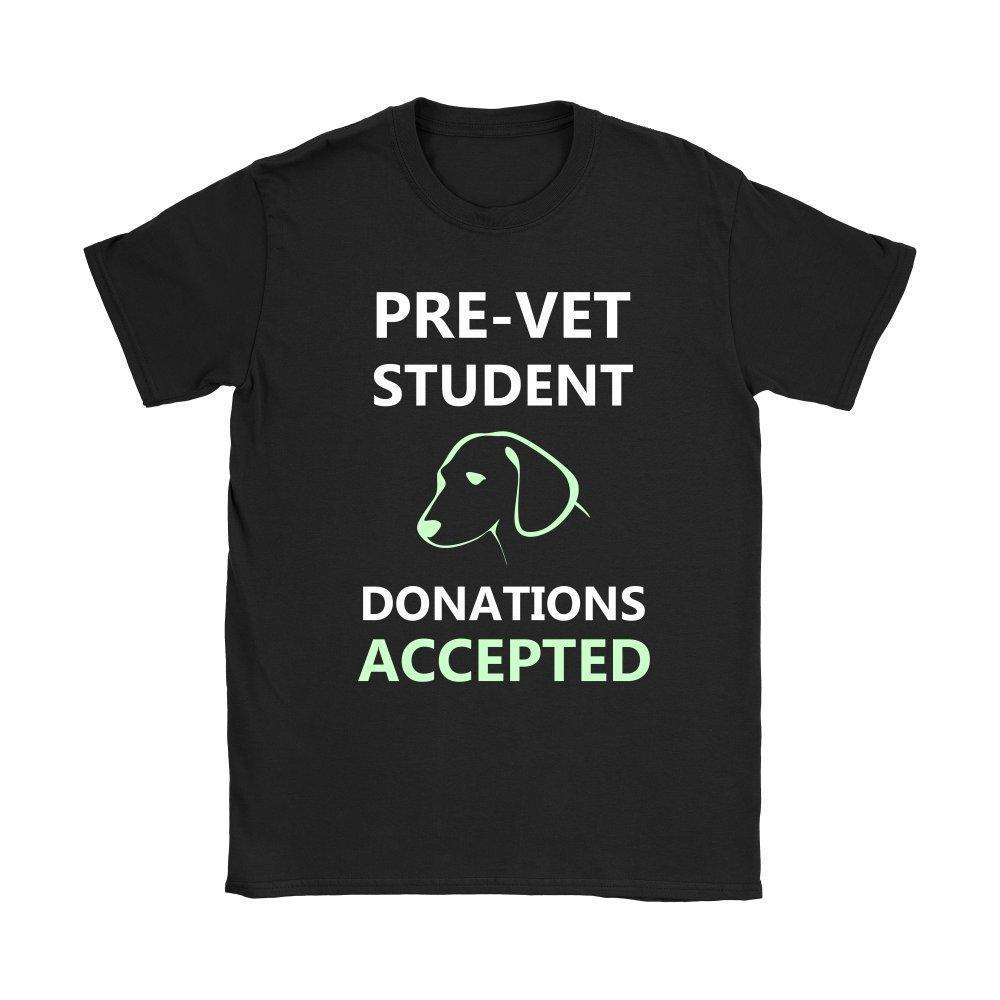 Pre- Vet Student Shirts-T-shirts and Hoodie-I love Veterinary
