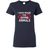 Vet Tech- I was made for saving animals T-shirt/ Hoodie-T-shirts and Hoodie-I love Veterinary