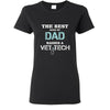 Vet Tech-The best kind of Dad raises a Vet Tech T-shirt/ Hoodie-T-shirts and Hoodie-I love Veterinary