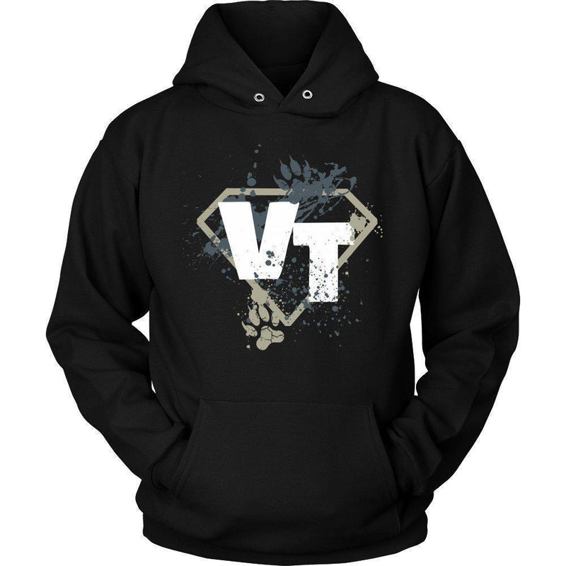 Vet Tech- Vet tech superhero T-shirt/ Hoodie-T-shirts and Hoodie-I love Veterinary
