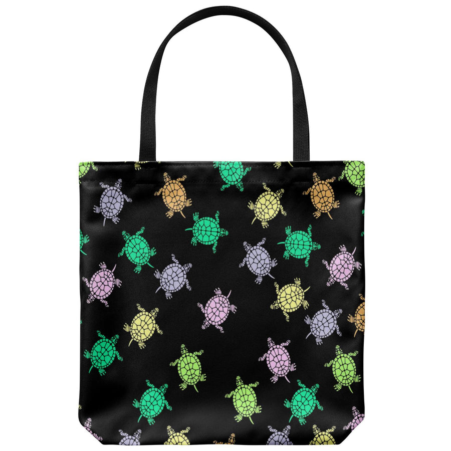 Sea Turtles Tote Bag-Tote Bags-I love Veterinary