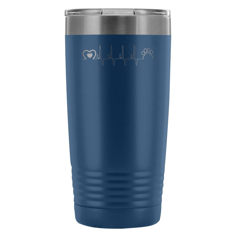 Animal Love Beat 20oz Vacuum Tumbler