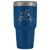 Animals Heartbeat 30oz Vacuum Tumbler-Tumblers-I love Veterinary