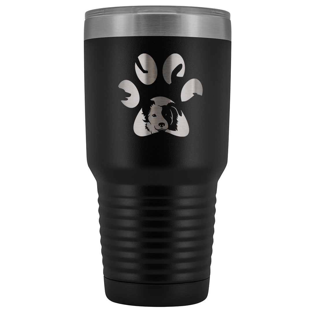 Dog Pawprint 30oz Vacuum Tumbler