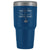 "No, I don't really ""rise and shine"" 30oz Vacuum Tumbler-Tumblers-I love Veterinary"