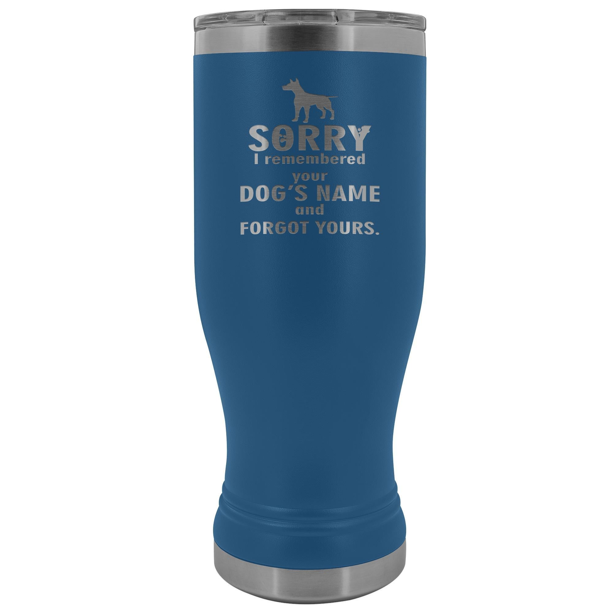 Sorry I remembered your dogs name... 20oz BOHO Vacuum Tumbler-Tumblers-I love Veterinary