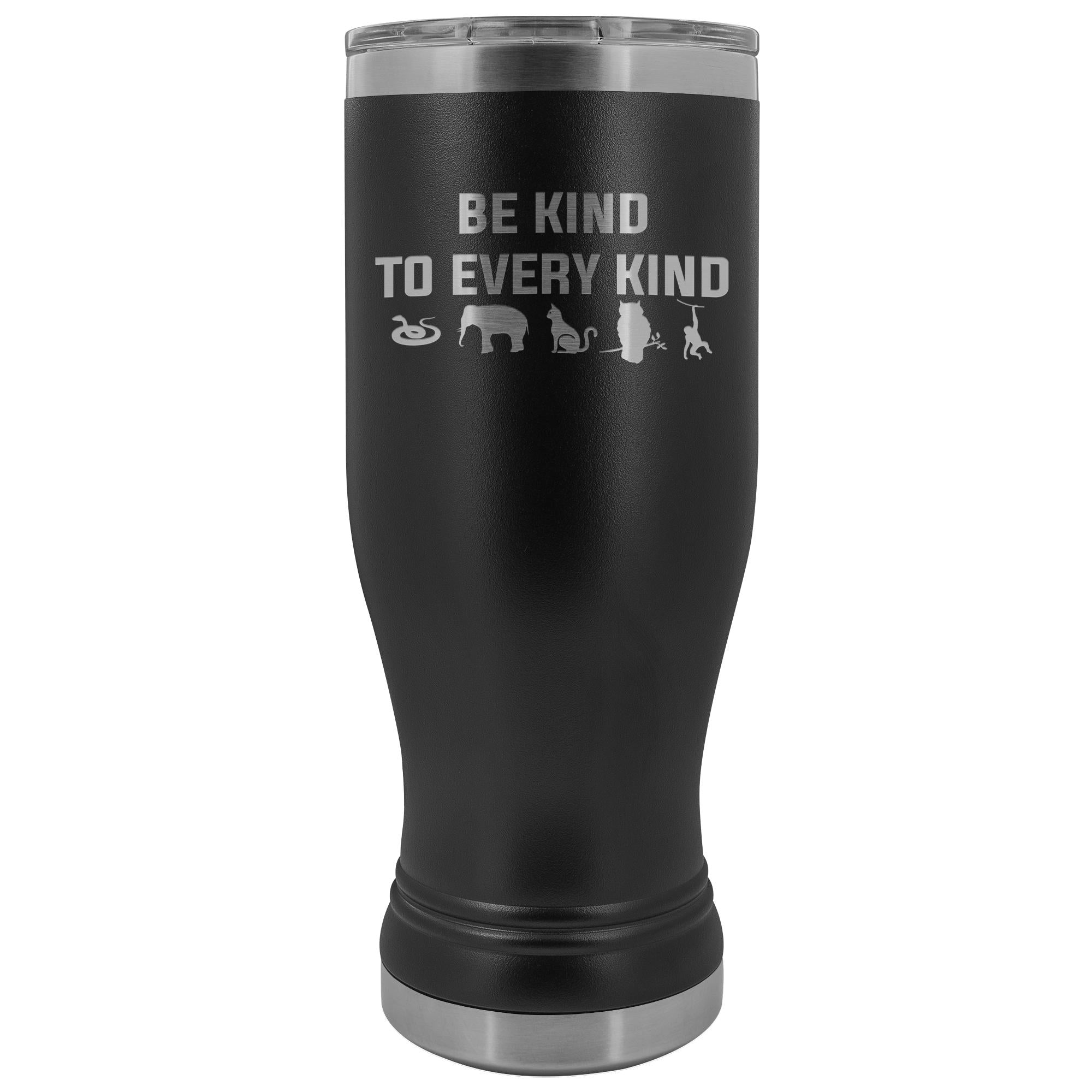 Vet Tech- Be kind to every kind 20oz BOHO Vacuum Tumbler-Tumblers-I love Veterinary